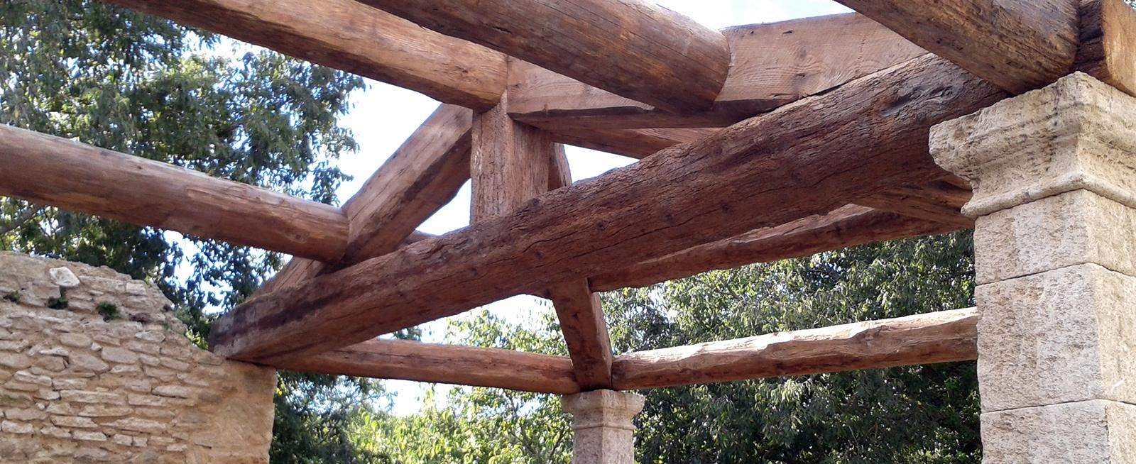 Tradi Charpente dedans tradi charpente - charpentes traditionnelles en vaucluse